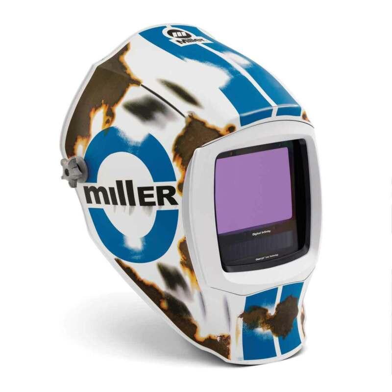 Miller 280051 Digital Infinity Welding Helmet with ClearLight Lens Relic