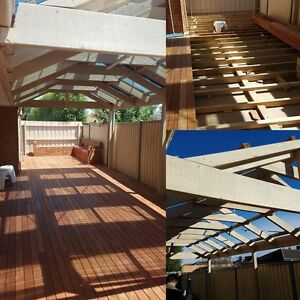 Top Choice Carpentry for decking, pergola, lock up and fixing Essendon Moonee Valley Preview