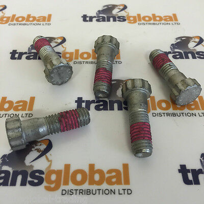 Land Rover Defender Front Axle Swivel Housing Bolt x5 - Bearmach - BR 0042