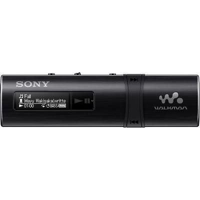 Sony Walkman B183 4 Gb Mp3 Player - Black - Currys