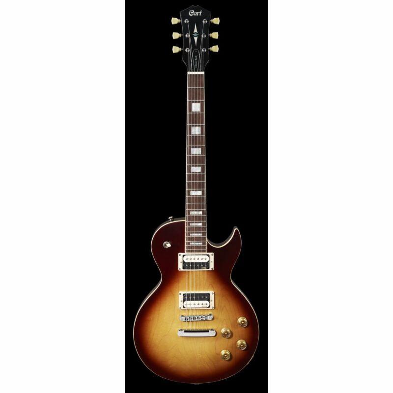 CORT Cr 300, Aged Vintage Sunburst - E-Guitar