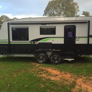 "Brand New! "" Palm "" Luxury Semi-Off Road Caravan Strathfieldsaye Bendigo City Preview"