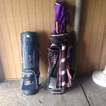 Greg Norman golf bags Bundamba Ipswich City Preview