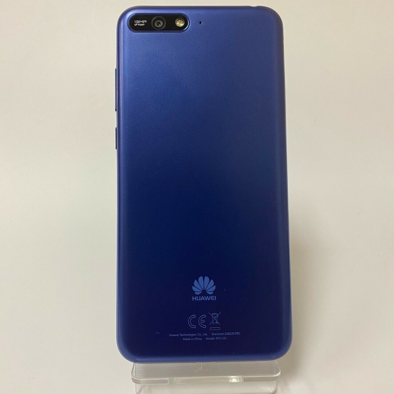 Android Phone - HUAWEI Y6 (2018) 16GB - UNLOCKED - Black / Blue  - Smartphone Mobile Phone