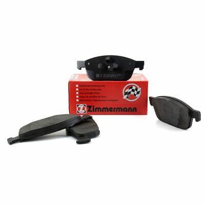 ZIMMERMANN Bremsbeläge Bremsklötze für FORD FOCUS 3 2.0 ST KUGA 2 320mm vorne