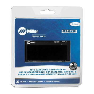 Miller 770659 Auto Darkening Lens Assembly Fixed Shade 9 2 X 4