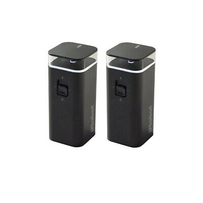 2 Pack iRobot Dual Mode Virtual Wall Barrier Compatible with Roomba - Open Box New Compatible Wall