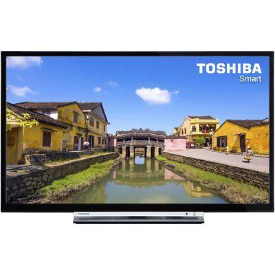 Toshiba 32W3753DB 32 Inch Smart LED TV 720p HD Ready 3 HDMI New