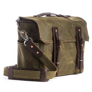 Large waxed canvas gear bag ( Saddleback leather) REDUCED PRICE