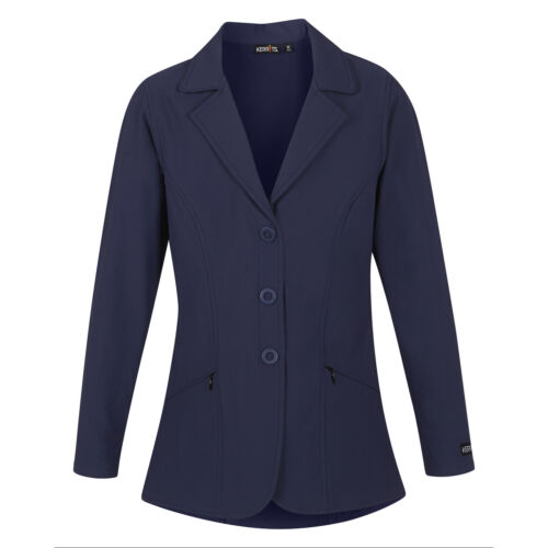 Kerrits KIDS Competitors Koat Show Jacket - Childs - Navy Blue - All Sizes