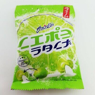CANDY HEART BEAT LEMON FLAVOR SALT HIGH VITAMIN C](Salt Candy)
