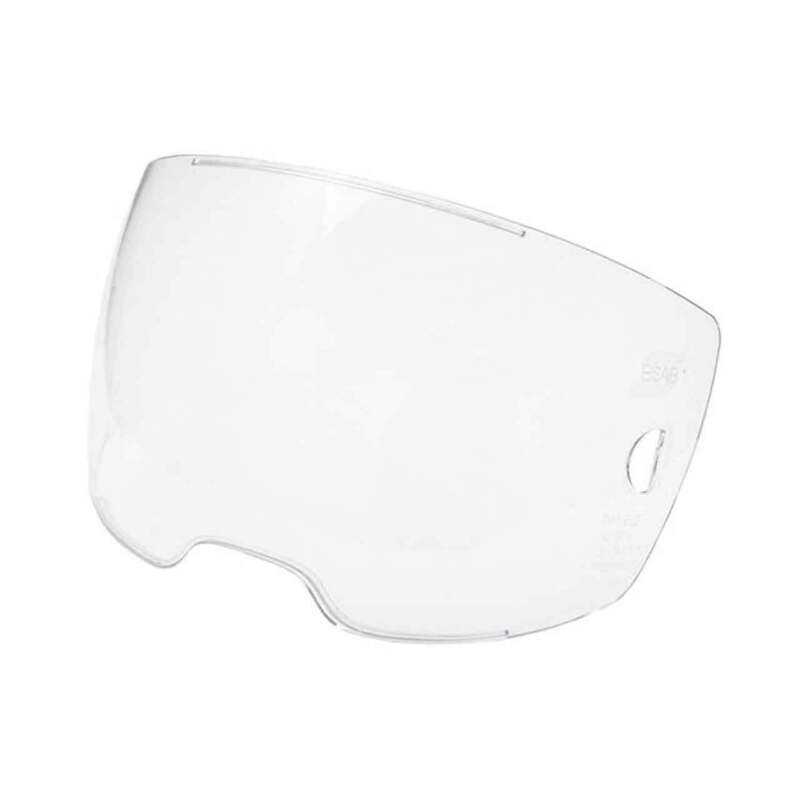 ESAB 0700000802 Sentinel Front Cover Lens Clear 5 pack
