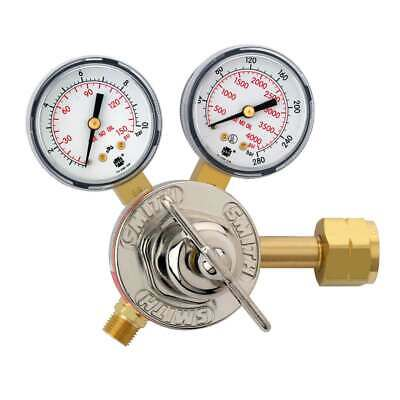 Miller Smith 30-100-350 Hydrogen Medium Duty Regulator