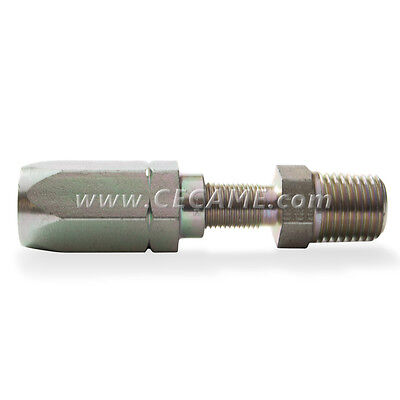 Pmf Emergency Self Crimp For Solution Line Hose Carpet Cleaning Wand Valves