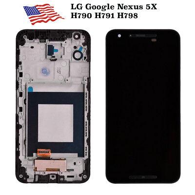 OEM LG Google Nexus 5X H790 H791 H798 LCD Display...