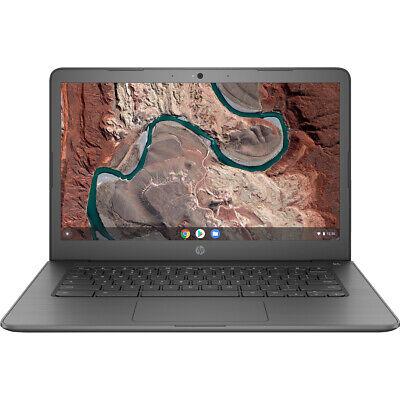 """HP 14-db0003na 14"""" Chromebook 4 GB RAM 32GB AMD A4 ChromeOS - Grey"""