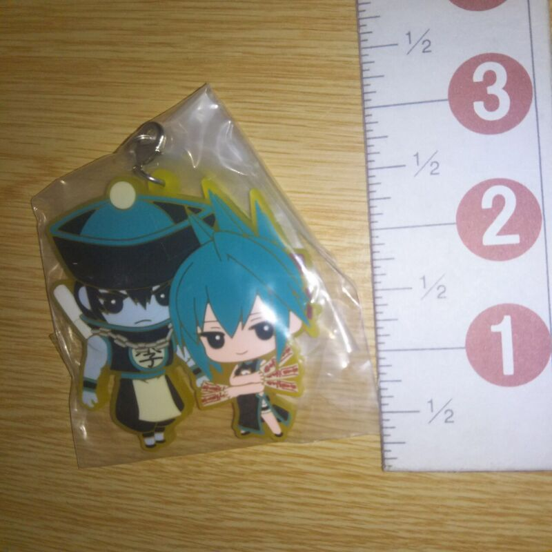 A64870 Shaman King / Anime / Rubber strap / Tao Jun