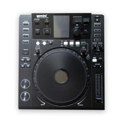 USED GEMINI  CDJ-700 Professional CD/Media Player dj usb mixing pioneer techno