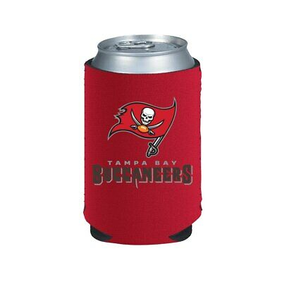 Tampa Bay Buccaneers NFL Kolder Kaddy Can Holder 12 oz Collapsible Koozie