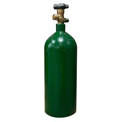 20 Cuft Type R Oxygen Welding Gas Cylinder Tank Cga 540 - Empty