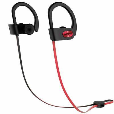Mpow Bluetooth Earbuds Best Wireless Headphones Running Sports Gym Sweatproof