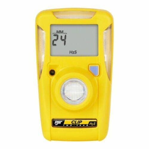 (10) HONEYWELL BW Technologies BWC2-H BW Clip Single Gas H2S Monitor