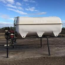 11,000L Water cartage tank with Honda pump Caversham Swan Area Preview