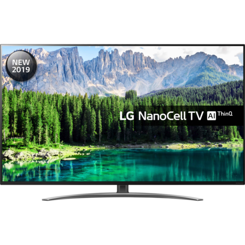 LG 65SM8600PLA SM8600 65 Inch TV Smart 4K Ultra HD Nanocell Freeview HD and