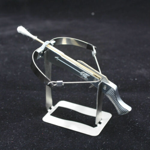 Stainless Steel Mini Black Crossbow
