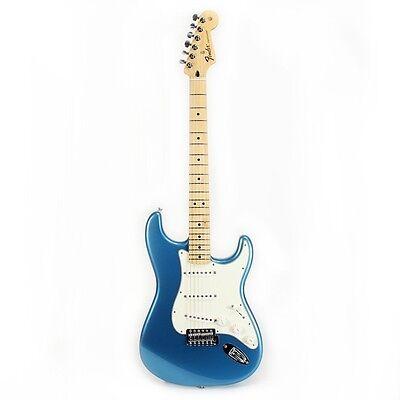 Fender Standard Stratocaster in Lake Placid Blue Demo