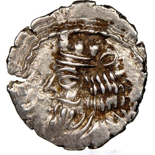Genuine Certified 1st Century BC Kingdom of Persis Namopad AR obol NGC AU