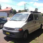 TOYOTA Hiace Camper 2003 Maitland Area Preview