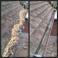 Middlesex  eavestrough cleaning & repair