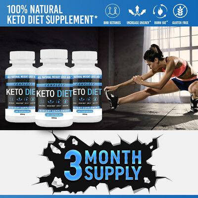Best Keto Weight Loss Diet Pills - Supplements Burn Fat Boost Energy