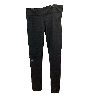 Under Armour Cold Gear Compression Women's Leggings Black Large (1260066)