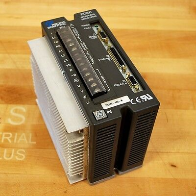 Pacific Scientific Pc800 Pc834-105-n Brushless Servo Drive - Used