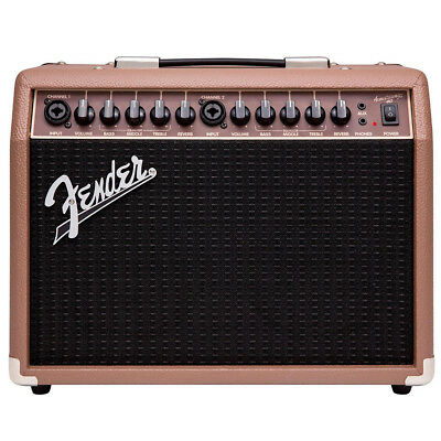 Fender® Acoustasonic 40 Acoustic Guitar Amplifier 40 Watt 2