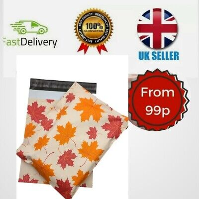 20 🍁STRONG MAILING BAGS SELF SEAL POLY POSTAL POSTAGE POST MAIL CHEAP UK SELLER