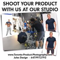 Toronto Product Photography, Food & Fashion Photographer