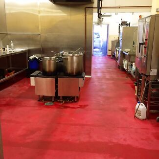 For Lease! Fully Fitted Out Commercial Kitchen in Maroubra 202sqm Maroubra Eastern Suburbs Preview