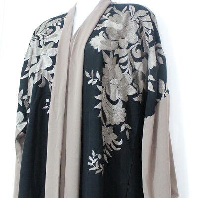 EID SPECIAL SIZE 52 Dubai Kimono Jalabiya Maxi Dress Abaya