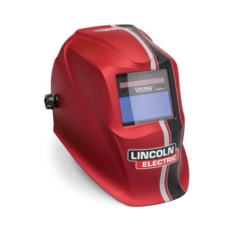 Lincoln Electric K3495-3 Viking 1740 Auto Darkening Welding Helmet ReCode