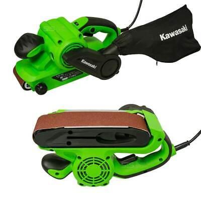 Bandschleifer Kawasaki K-BS 900 Bandschleifmaschine Schleifmaschine 810 Watt