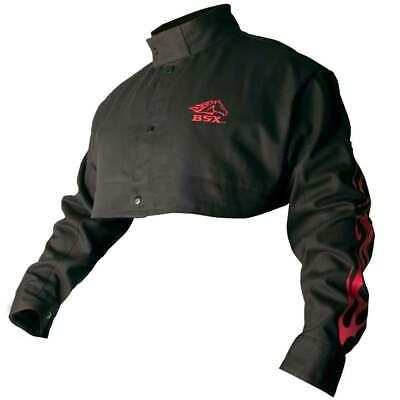 Black Stallion Bx21cs Bsx Advanced Flame-resistant Cotton Cape Sleeves Medium