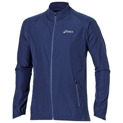Asics Woven Jacket Running Herren Laufjacke Wind. & Wasserabweisend 110411-8133 Running Woven Jacket