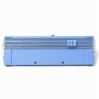 Office Kit A4 Precision Paper Card Trimmer Photo Cutter Cutting Mat Tool Safety
