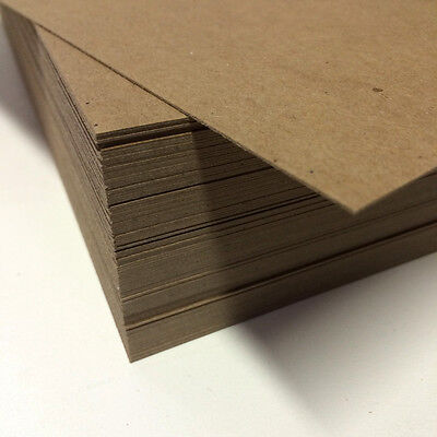 "9x12"" Chipboard 22pt - 100 sheets - 0.022 pt lightweight scrapbooking shipping"