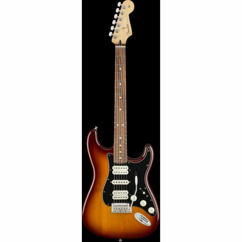 Fender Player Stratocaster Hsh Tobacco Sunburst - E-Guitar
