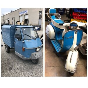Vespa | New & Used Motorcycles for Sale in Toronto (GTA) from