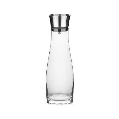 Chg Cristal Jarra Edelstahl-Ausgießer 1,2 Litros Jarra Agua Jarra Botella, usado comprar usado  Enviando para Brazil